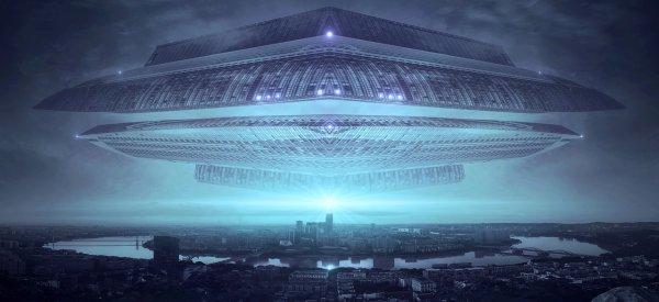 Спецслужбы США обнародовали отчёт об НЛО