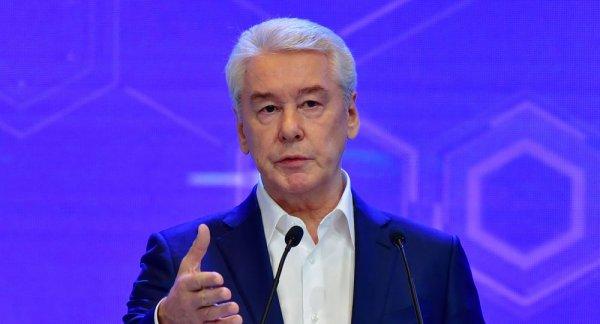 Мэр Москвы заявил, что столица заново переживает пандемию коронавируса