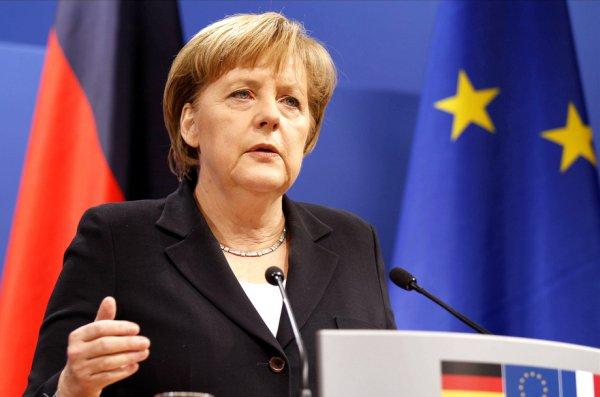 Меркель рассказала, почему в ЕС не захотели саммита с Путиным