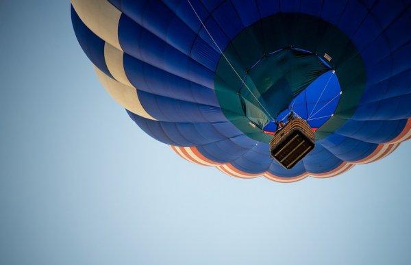 После падения воздушного шара в США погибло пять человек