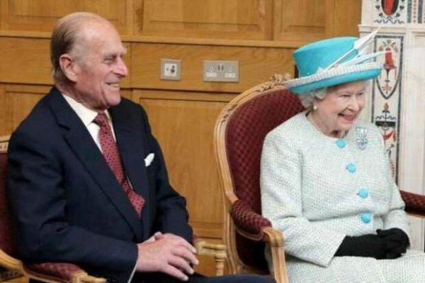 В Великобритании выпустили монету в память о скончавшемся в апреле супруге королевы