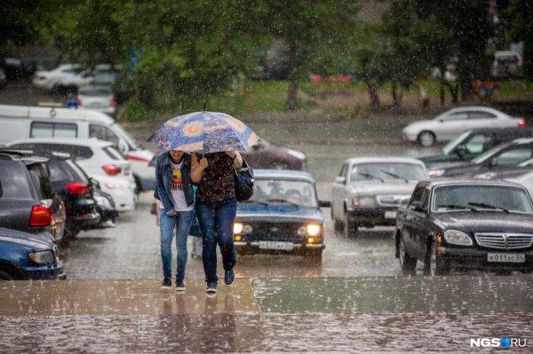 Синоптики рассказали о прогнозе погоды на следующую неделю