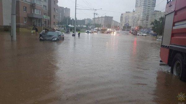 Вчерашний потом в Минске может повториться и сегодня