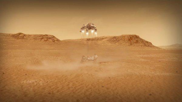 Ученые совершили неожиданное открытие в атмосфере Марса