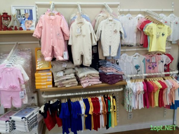 Почему детскую одежду выгоднее покупать оптом