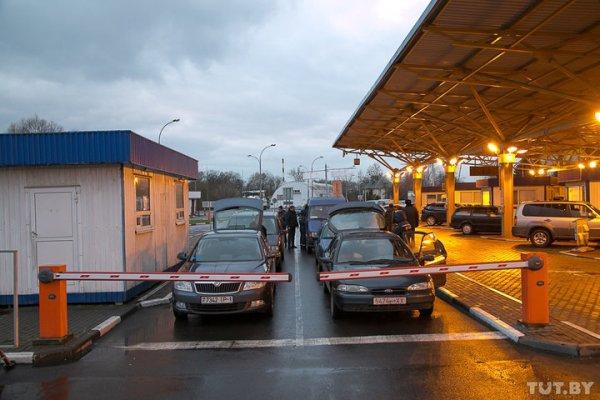 Латвия усиливает охрану границы с Беларусью