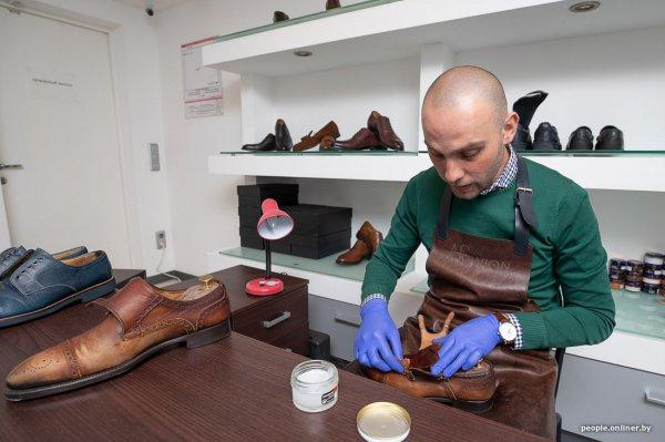 Где отремонтировать обувь ?