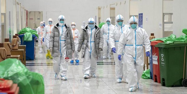 Новая мутация коронавируса обнаружена в Калифорнии