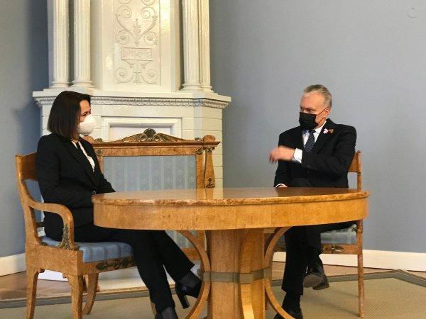 Светлана Тихановская намерена открыть свои офисы по всей Европе