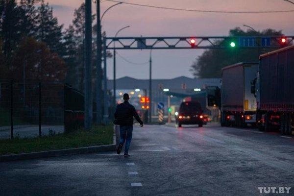Литва откроет еще один палаточный городок для нелегальных мигрантов