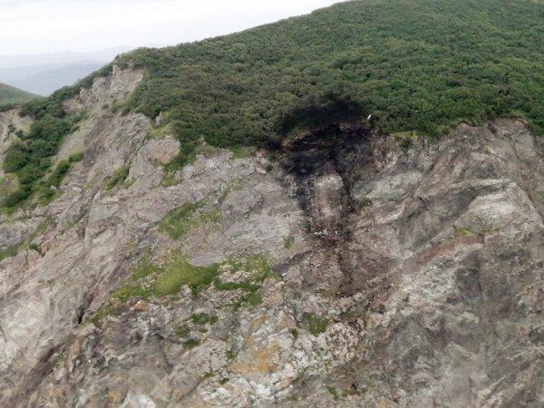 На Камчатке продолжается поиск погибших при крушении самолёта Ан-26