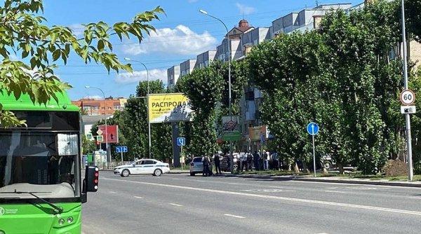 В Тюмени задержали мужчину, который пытался ограбить банк