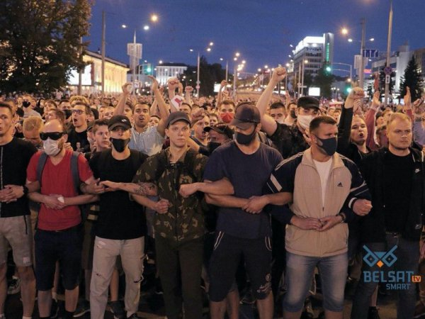 В Сети опубликовали трейлер художественного фильма MINSK о событиях августа 2020 года