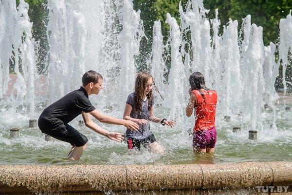 Синоптики рассказали, какая будет погода в Беларуси во второй половине лета