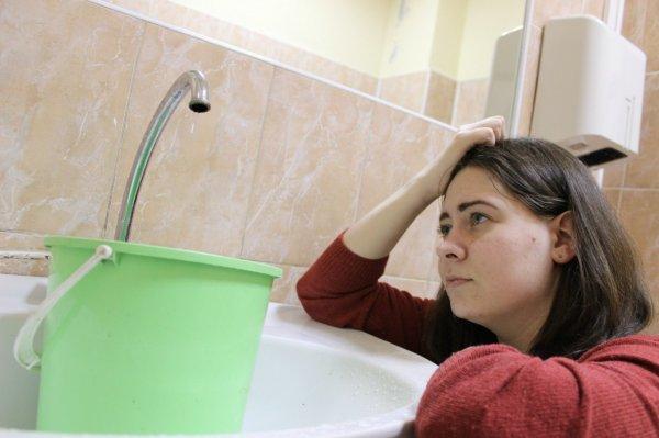В Рогачёве сегодня во всём городе отключат горячую и холодную воду