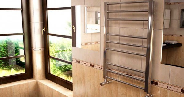 Полотенцесушители для ванной: как выбрать