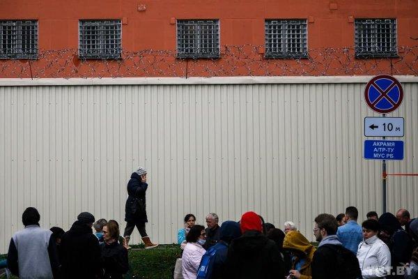 Волонтёры ушли от ЦИП на Окрестина после обысков и арестов