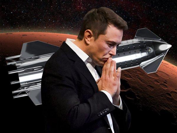 Илон Маск рассказал, когда построит город на Марсе