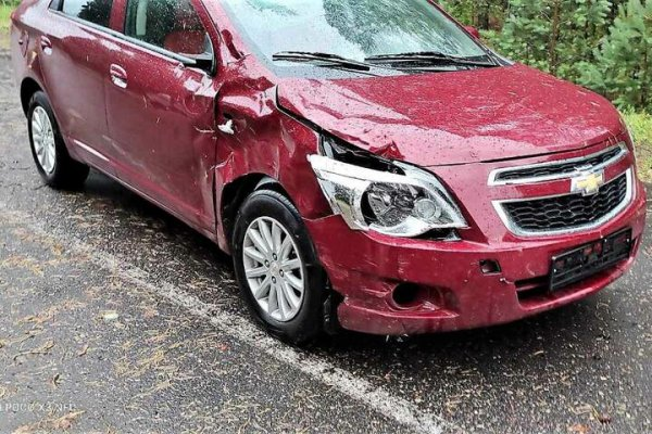 Под Вилейкой Chevrolet насмерть сбил велосипедиста