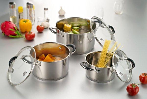 Почему хорошие домохозяйки отдают предпочтение посуде Gipfel?