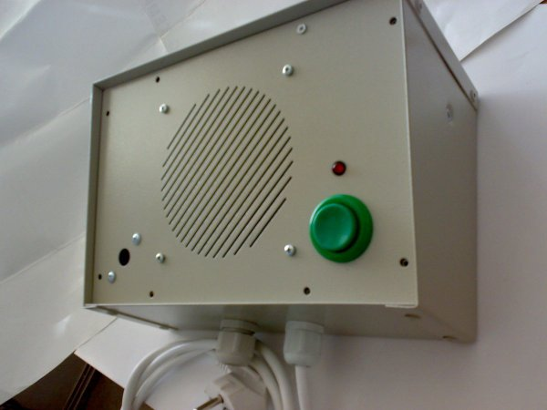 ПГС-10 прибор громкой связи