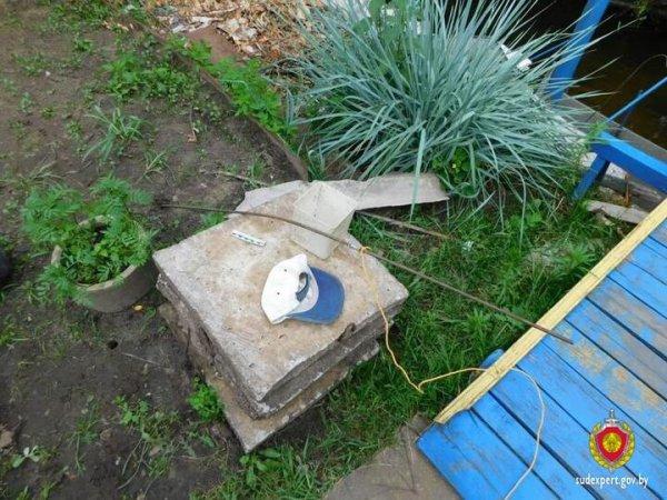 В Гомеле погиб пенсионер, пытаясь добыть червей для рыбалки