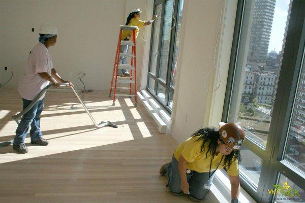 Клининг: уборка квартиры после ремонта