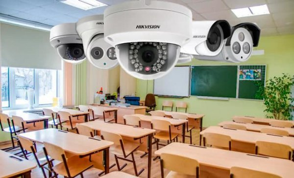 Во всех минских школах к 1 сентября установят турникеты и видеокамеры с системой kipod