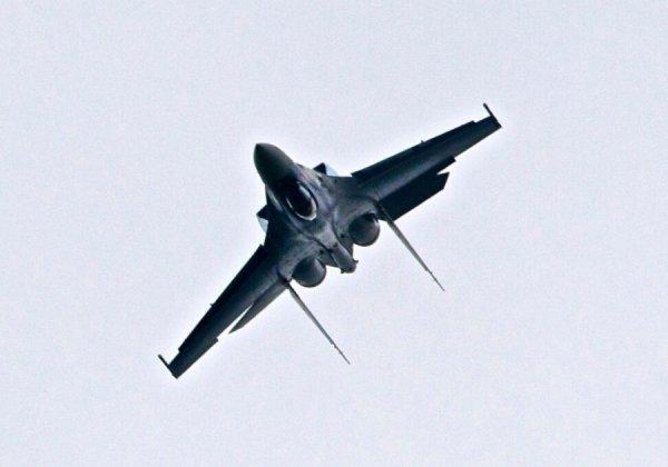 В Хабаровском крае потерпел крушение истребитель Су-35
