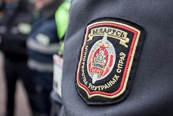 В Светлогорске за участие в акциях протеста осудили бывшего сотрудника РОВД