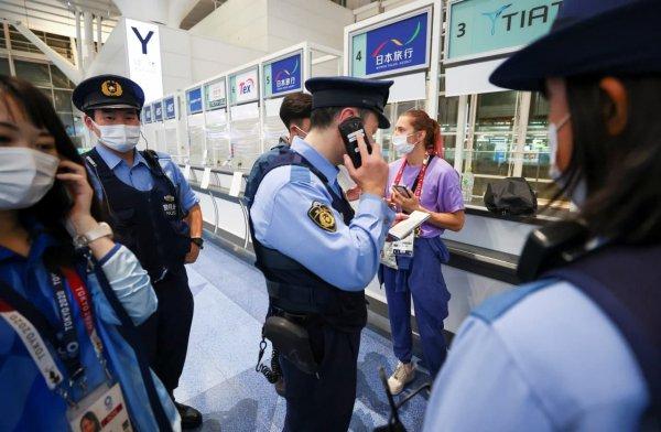 Полиция Японии взяла Кристину Тимановскую под охрану