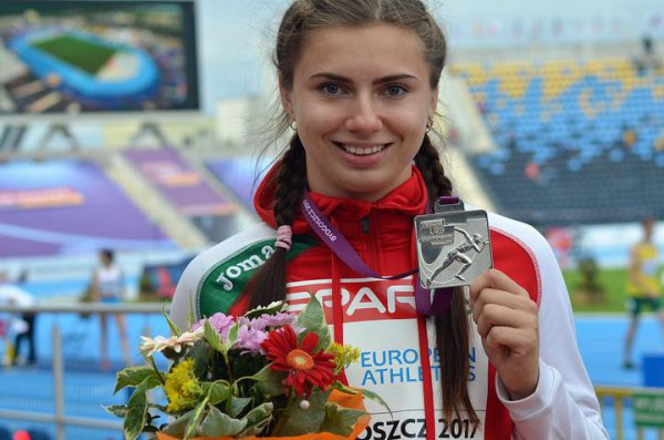 Кристина Тимановская продолжит спортивную карьеру в Польше