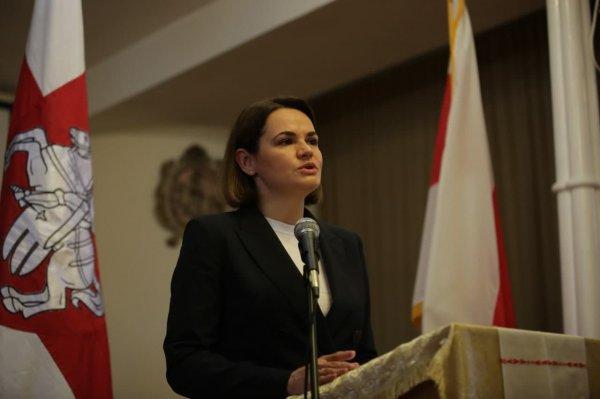 Светлана Тихановская призвала международное сообщество жёстко отреагировать на попытку похищения белорусской спортсменки