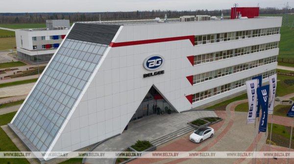 "Продажи электромобилей ""БЕЛДЖИ"" стартуют в конце 2021 года"