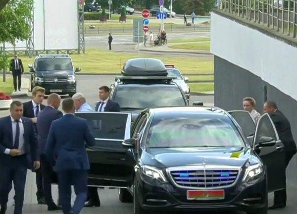 Лукашенко уволил заместителя начальника своей службы безопасности