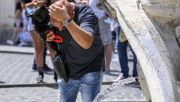 На Италию надвигается антициклон «Люцифер», который принесет жару до +48
