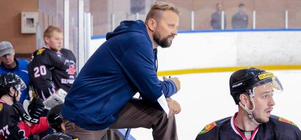 Хоккейный тренер молодёжной сборной Беларуси Александр Руммо покинул страну