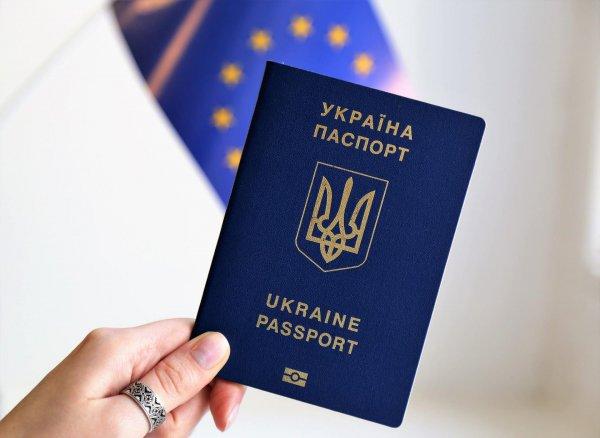 Действия в случае утери паспорта в Украине
