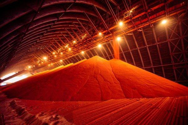 Литва прекращает транзит белорусских удобрений