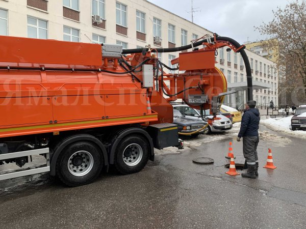 Для чего нужна аварийная промывка канализационных труб?