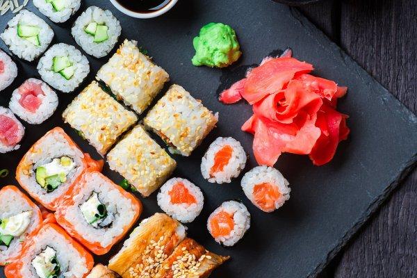 Доставка суши и роллов в Архангельске