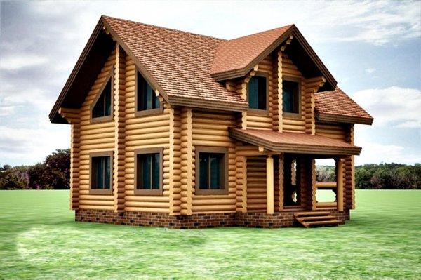 Где заказать проект деревянного дома?