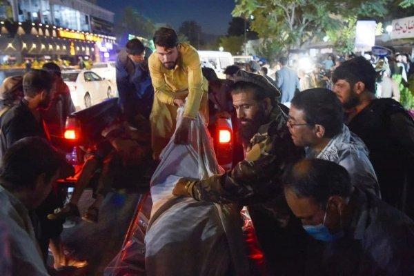 Число жертв взрывов в Кабуле выросло до 170 человек
