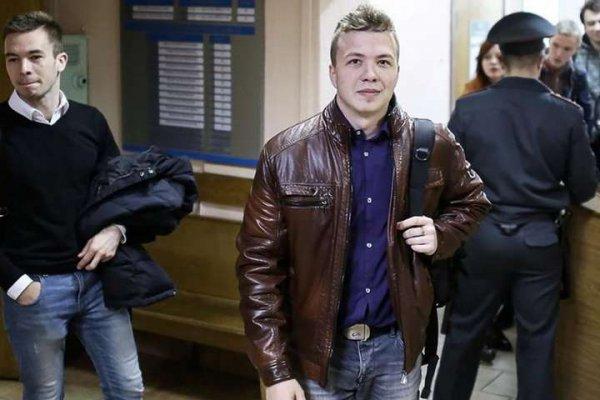 Представители ICAO отказались общаться с Романом Протасевичем