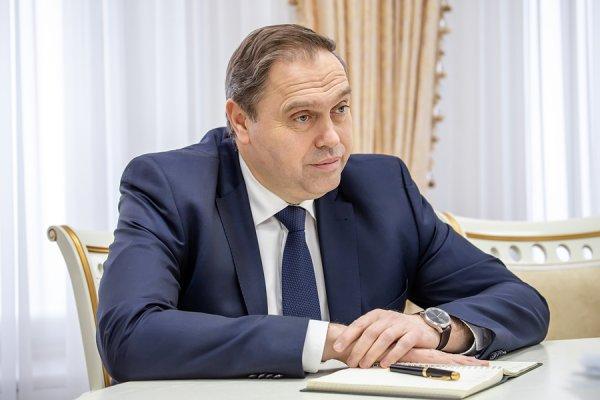 Караник заявил, что не хочет быть президентом Беларуси