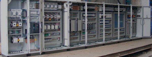 Электротехническое оборудование для предприятий