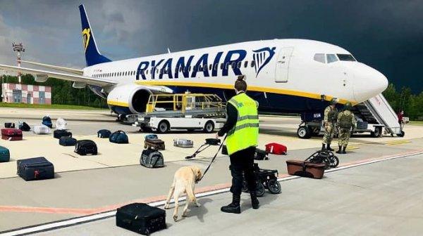 ICAO сегодня представит доклад об инциденте с самолетом Ryanair
