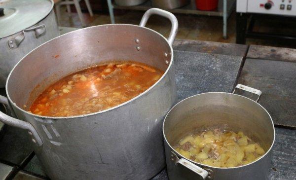 В Самаре детей кормят супом с пауками