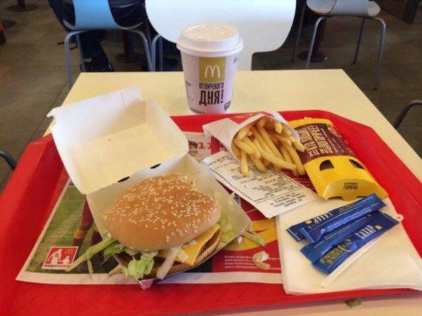 «Макдоналдс» и «Бургер Кинг» перейдут на многоразовую посуду