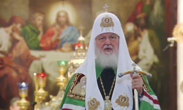 Глава РПЦ перепутал церковные праздники, поздравив православных верующих с Покровом